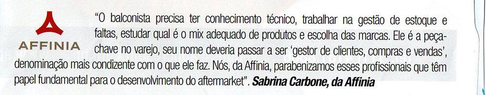 Balcão_Automotivo_AFFINIA_declaração-Sabrina-_-Dia-do-Balconista_nov2015
