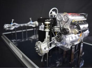 Conarem apoia projeto de Mecânica em Miniatura