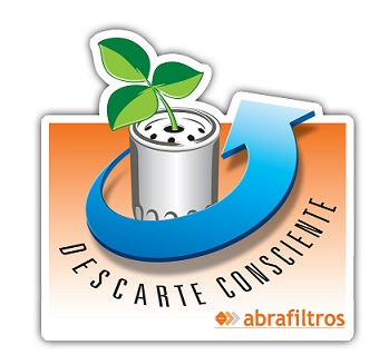 Selo Descarte Consciente Abrafiltros_