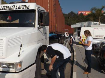 Checagens gratuitas do Caminhão 100% serão dias 21 e 22 de março, na Castello Branco