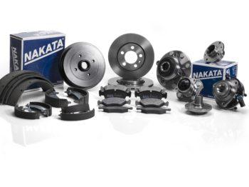 Nakata lança novos itens na linha de freios para veículos da Ford, Hyundai, Jac Motors, Toyota e Volkswagen, Kia Motors e Toyota