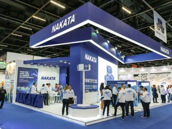 Nakata se prepara para a Automec 2019 e seleciona novidades em produtos e serviços