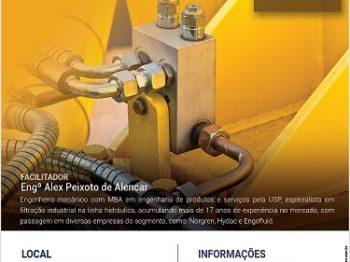 Filtro hidráulico será tema de Abril do Fórum de Debates na Abrafiltros