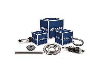 Nakata oferece novos kits de transmissão para motocicletas
