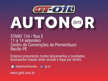 GT-OIL participa da Autonor 2019