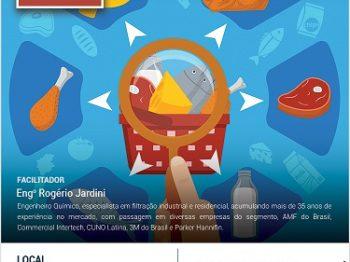 Fórum da Abrafiltros aborda filtração no segmento alimentício