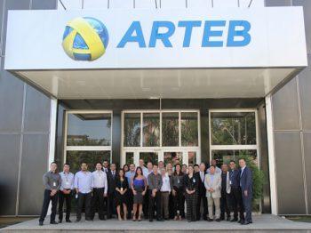 Arteb reúne parceiros e apoiadores em comemoração dos 85 anos