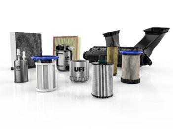 UFI Filters –Fornecedor preferido da Fórmula 1