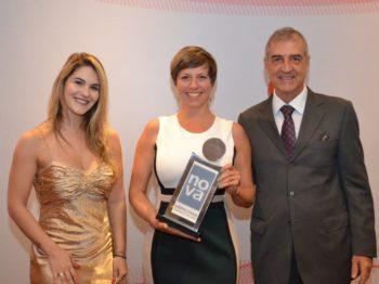Nakata se destaca como a marca mais presente no varejo no Prêmio Inova