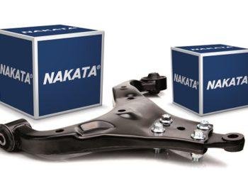 Nakata lança bandejas de suspensão para veículos da Audi, Hyundai, Nissan, Renault e VW
