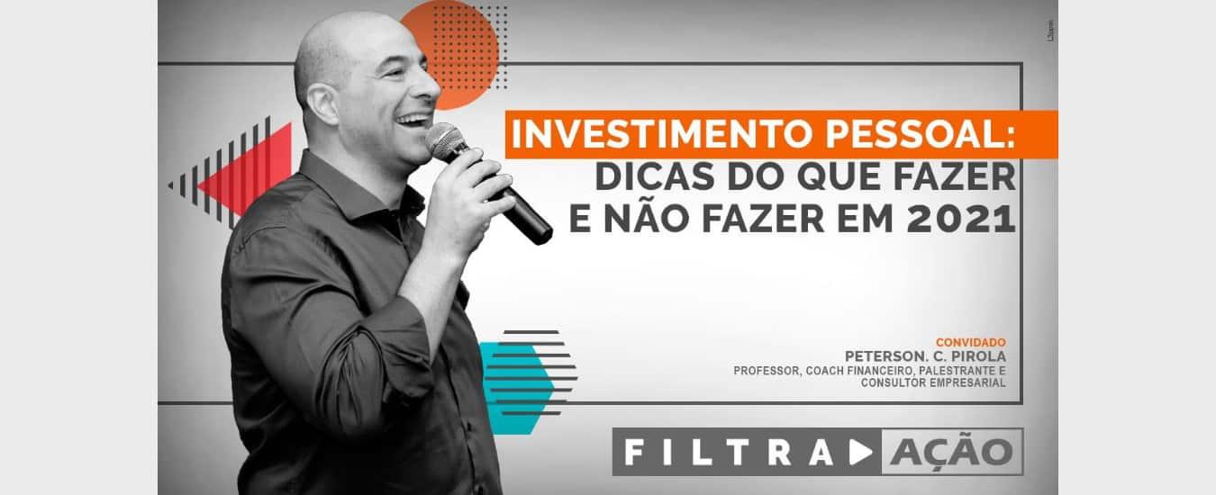 Especialista em finanças oferece dicas para investidores iniciantes