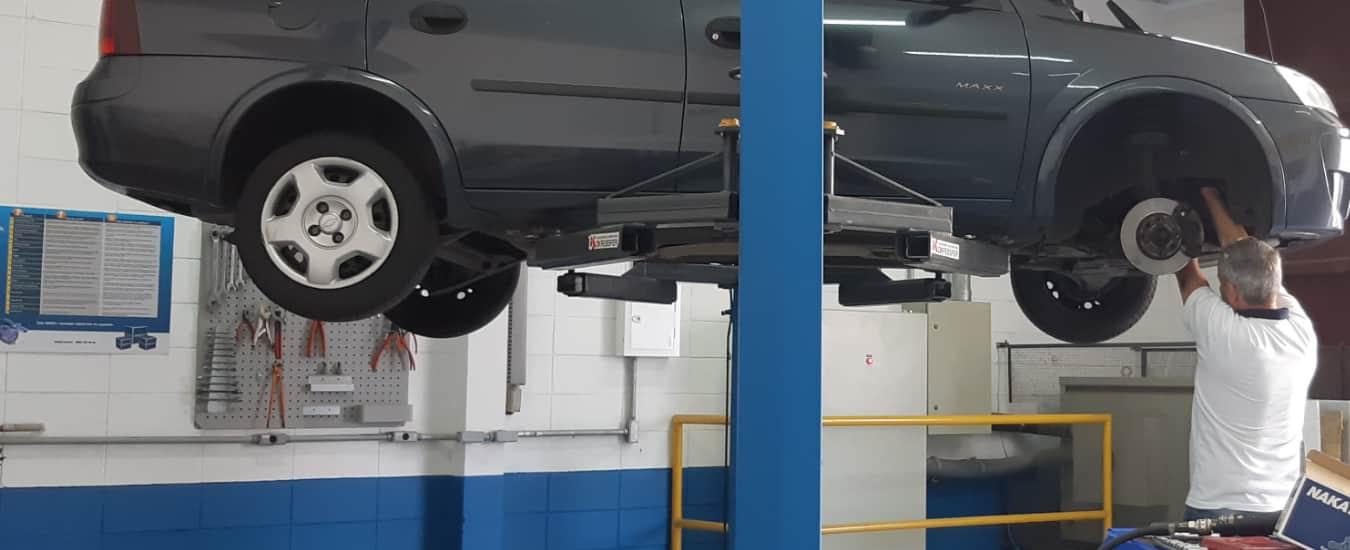 Função das molas no sistema de suspensão do veículo