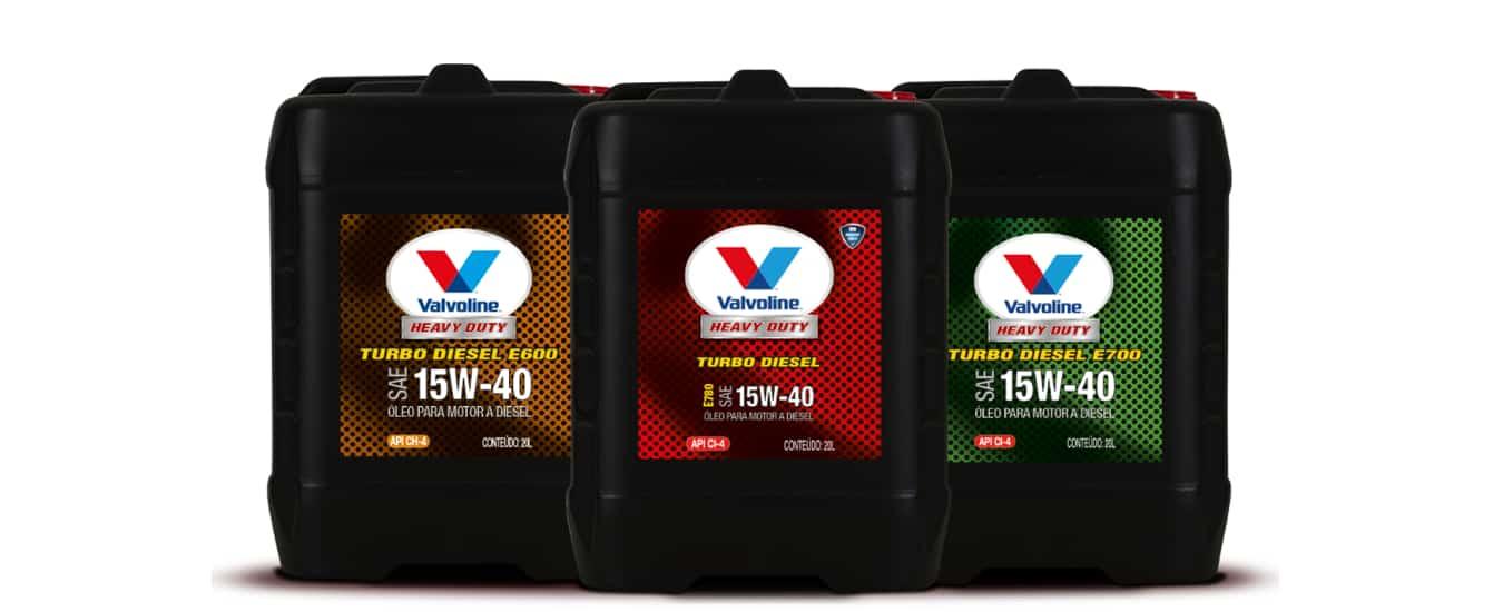 Unificação Família Turbo Diesel: E600, E700, E780