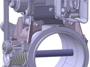 Rheinmetall recebe pedidos de milhões de euros de fabricantes de motores premium para válvula reguladora dos gases de escapamento