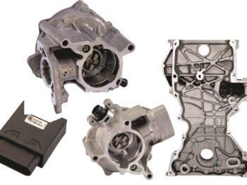 Motorservice lança novos componentes da Pierburg