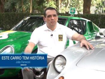 """Nakata lança segunda temporada do """"Este Carro Tem História"""""""