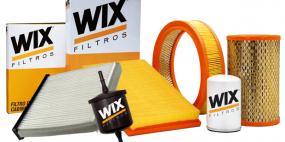 Wix Filtros