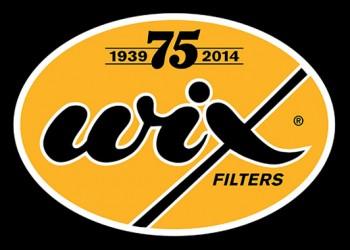 Logo de 75 anos da Wix