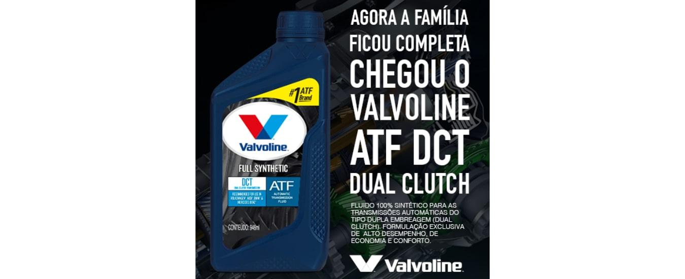 Valvoline amplia linha de fluidos para transmissão automática com produto DCT para veículos com alto torque