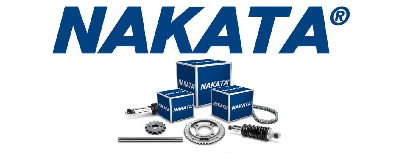 Nakata oferece kits de transmissão para motocicletas Honda e Yamaha