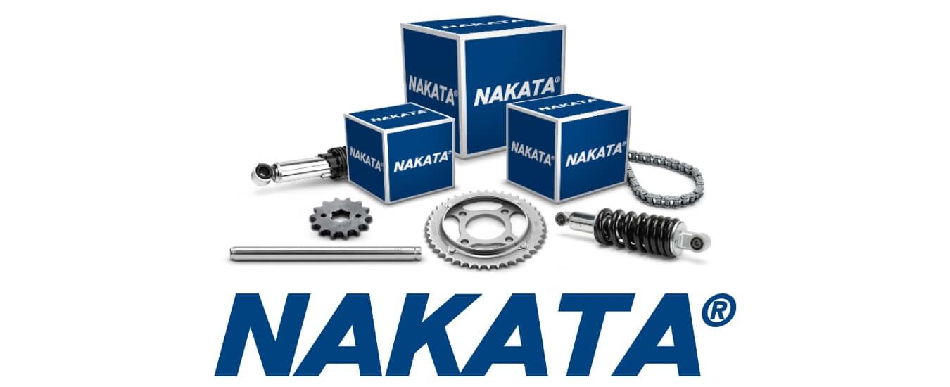 Nakata se destaca entre as marcas preferidas no ranking de autopeças de pesquisa nacional com reparadores