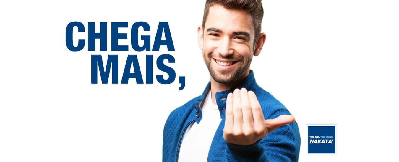 Belo Horizonte é a mais nova praça da campanha da Nakata na TV