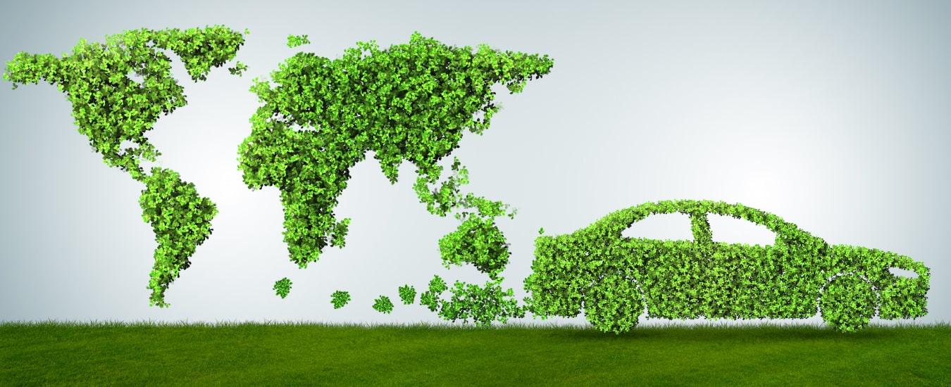 Novas tecnologias na indústria automotiva para redução de emissão de gases