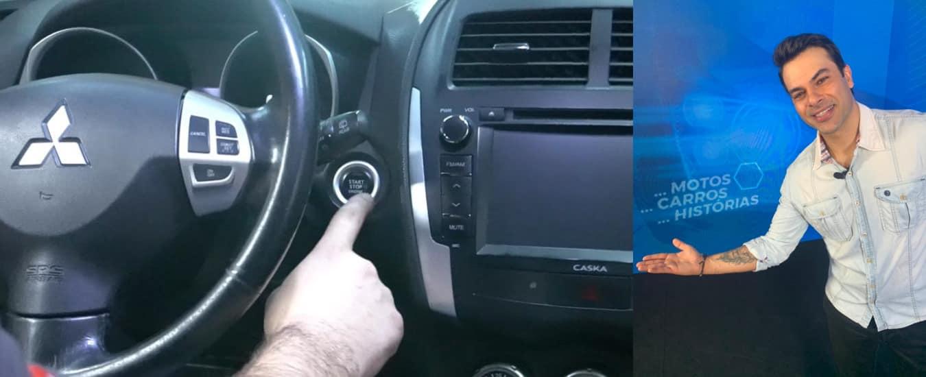 Programa Direção sobre Rodas destaca como adaptar o botão Star/Stop em qualquer carro