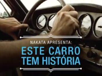 Nakata lança série de vídeos de histórias sobre os carros que marcaram a vida das pessoas